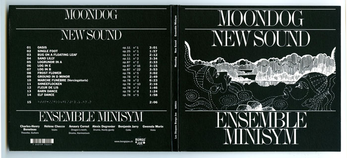 Moondog - New Sound