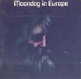 Cover: Moondog in Europe